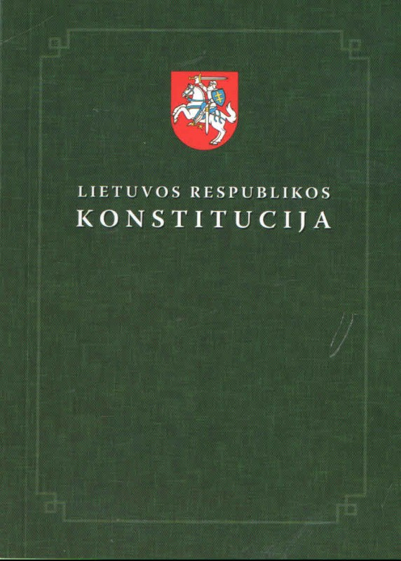 konstitucija